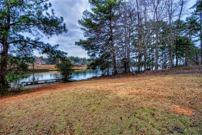 Milledgeville GA Waterfront For Sale: $239,000