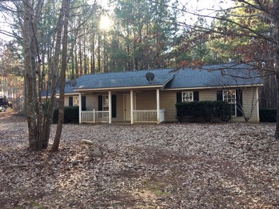 Buckhead, Eatonton, Milledgeville Single Family Home For Sale: 182 East Riverbend Drive