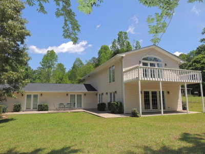 Milledgeville GA Waterfront For Sale: $439,900