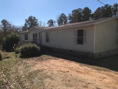 Gordon, Gray, Haddock, Macon Single Family Home For Sale