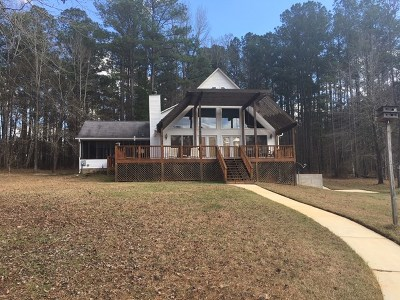 Sparta GA Waterfront For Sale: $389,900