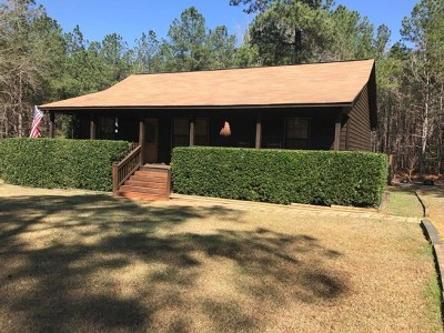 Haddock, Milledgeville, Sparta Single Family Home For Sale: 484 SE Kings Rd