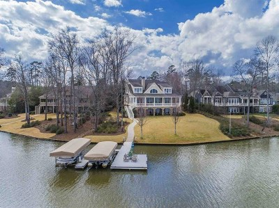 Waterfront For Sale: 173 Blue Heron Drive