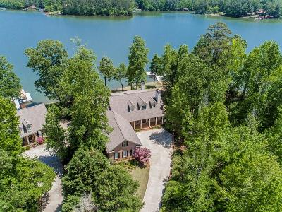 Waterfront For Sale: 172 Blue Heron Drive