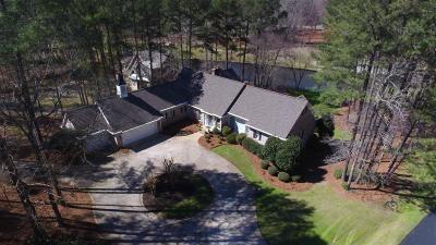 Greensboro Single Family Home For Sale: 1001 Pinehurst Drive