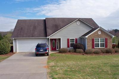 Buckhead, Eatonton, Milledgeville Single Family Home For Sale: 145 Oconee Meadows Ln