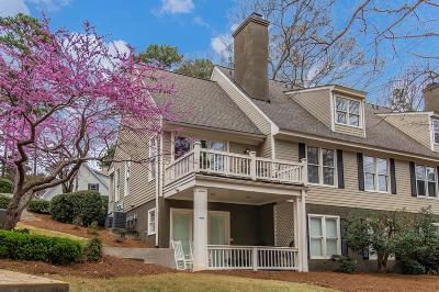 Greensboro Single Family Home For Sale: 1011 A Marina Cove Lane