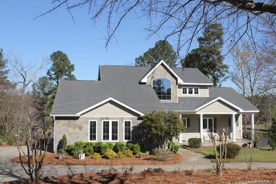 Haddock, Milledgeville, Sparta Single Family Home For Sale: 104 Waters Edge Drive, NE