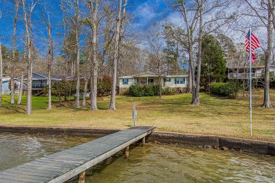Waterfront For Sale: 290 Cold Branch Road