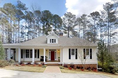 Greensboro Single Family Home For Sale: 1020 Rock Landing