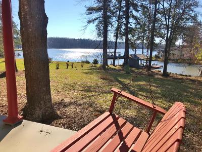 Waterfront For Sale: 1113 Crooked Creek Rd