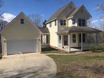 Milledgeville Single Family Home For Sale: 108 Gumm Cemetery Rd NE