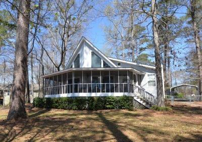 Waterfront For Sale: 144 Blue Branch Dr.