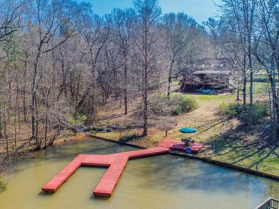 Waterfront For Sale: 158 Old Plantation Trail
