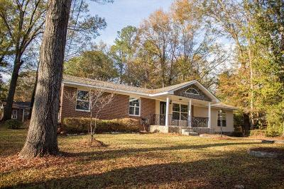Buckhead, Eatonton, Milledgeville Single Family Home For Sale: 202 Sunnyland Drive