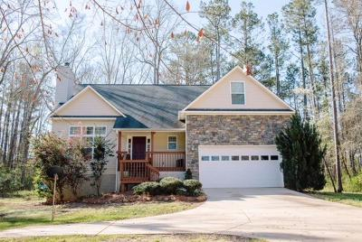 Haddock, Milledgeville, Sparta Single Family Home For Sale: 111 Annette Way