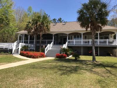 Milledgeville GA Waterfront For Sale: $539,000