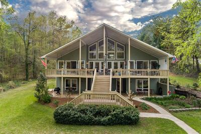 Sparta GA Waterfront For Sale: $439,276