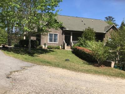 Milledgeville GA Waterfront For Sale: $550,000