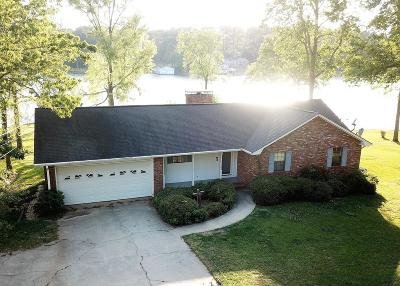 Milledgeville GA Waterfront For Sale: $395,000