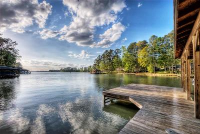Milledgeville GA Waterfront For Sale: $374,500