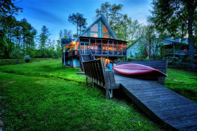 Milledgeville GA Waterfront For Sale: $385,900