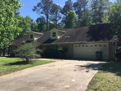 Single Family Home For Sale: 1041 Eagle Bluff Court
