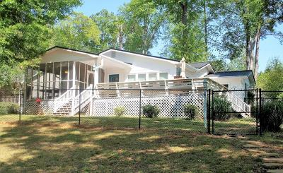 Waterfront For Sale: 138 Napier Mill Rd