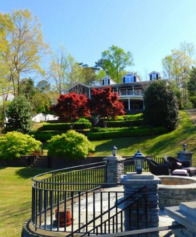 Eatonton GA Waterfront For Sale: $627,700