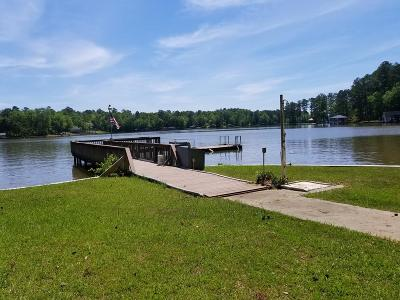 Waterfront For Sale: 121 E Montego Ct