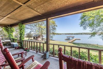 Milledgeville GA Waterfront For Sale: $394,900
