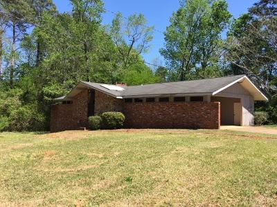 Single Family Home For Sale: 407 Crestview Dr