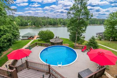 Sparta GA Waterfront For Sale: $399,280