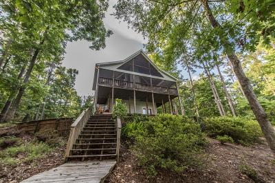 Sparta GA Waterfront For Sale: $470,000