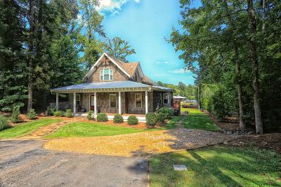Eatonton GA Waterfront For Sale: $642,000
