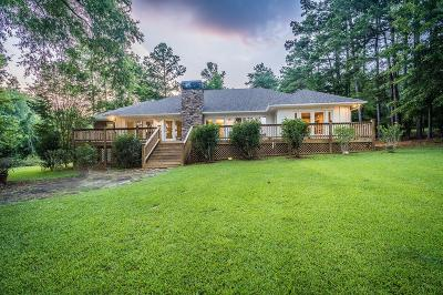 Milledgeville GA Waterfront For Sale: $639,900