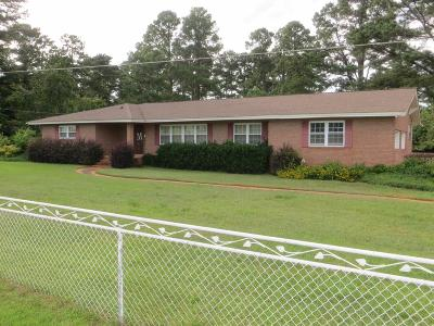 Milledgeville GA Waterfront For Sale: $368,500