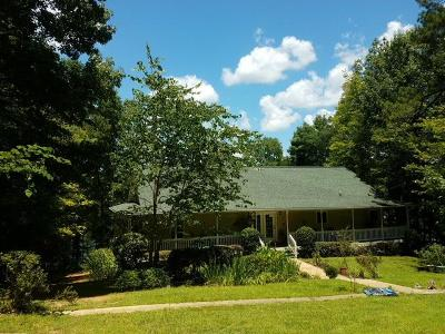 Sparta GA Waterfront For Sale: $424,900