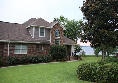 Milledgeville GA Waterfront For Sale: $629,900