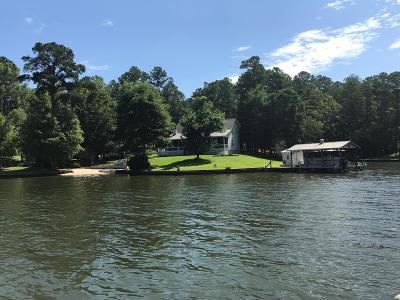 Sparta GA Waterfront For Sale: $369,000