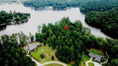 Milledgeville GA Waterfront For Sale: $175,000