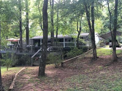 Waterfront For Sale: 123 NE Blue Branch Drive
