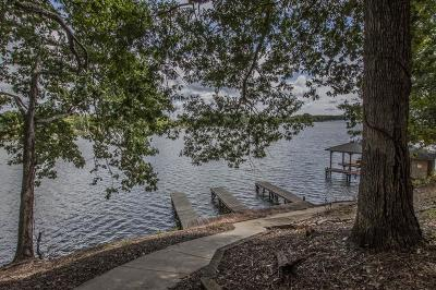 Eatonton GA Waterfront For Sale: $219,000