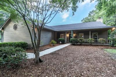 Milledgeville GA Waterfront For Sale: $525,000