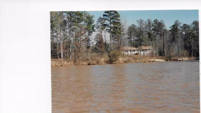Milledgeville GA Waterfront For Sale: $119,900