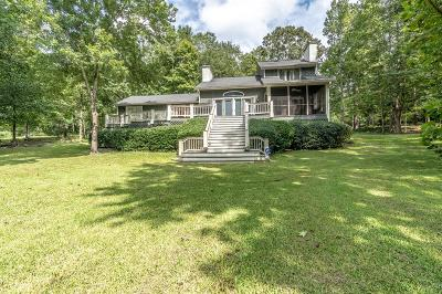 Milledgeville GA Waterfront For Sale: $450,000