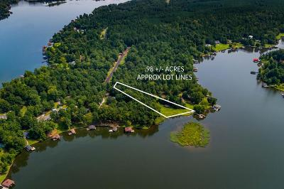 Waterfront For Sale: Lot 41 Village Lane