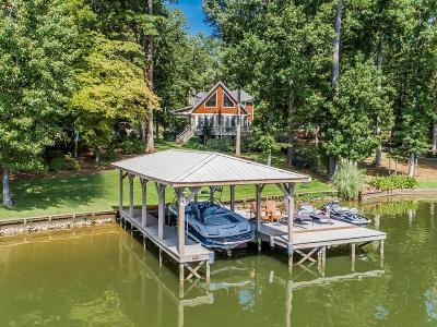 Eatonton GA Waterfront For Sale: $599,000