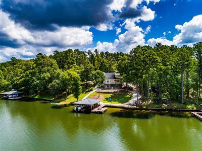 Sparta GA Waterfront For Sale: $398,237