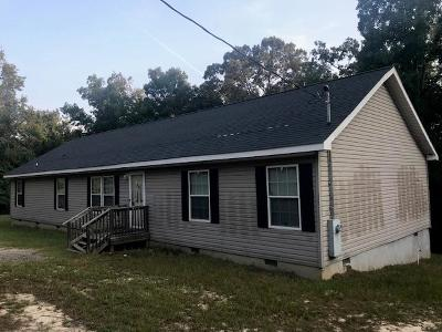 Single Family Home For Sale: 7205 Ga Hwy 57